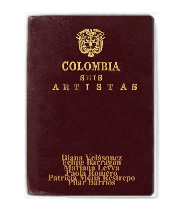 Colombia 6 artistas